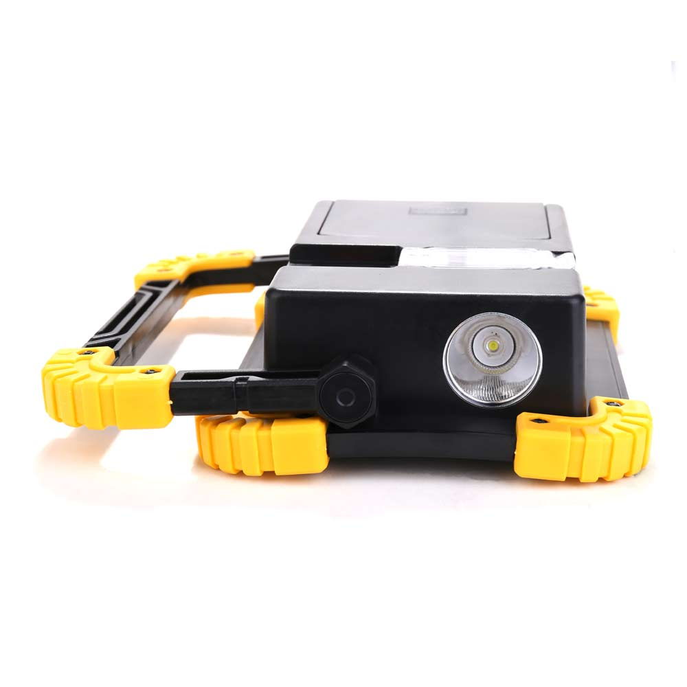 Worqlite 2 0 Weatherproof Cordless Rechargeable Led Work: 20W 30W USB COB LED Portable Rechargeable Flood Light Work