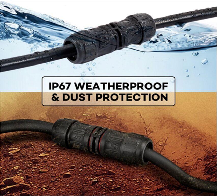 Waterproof Cable Connector   eBay