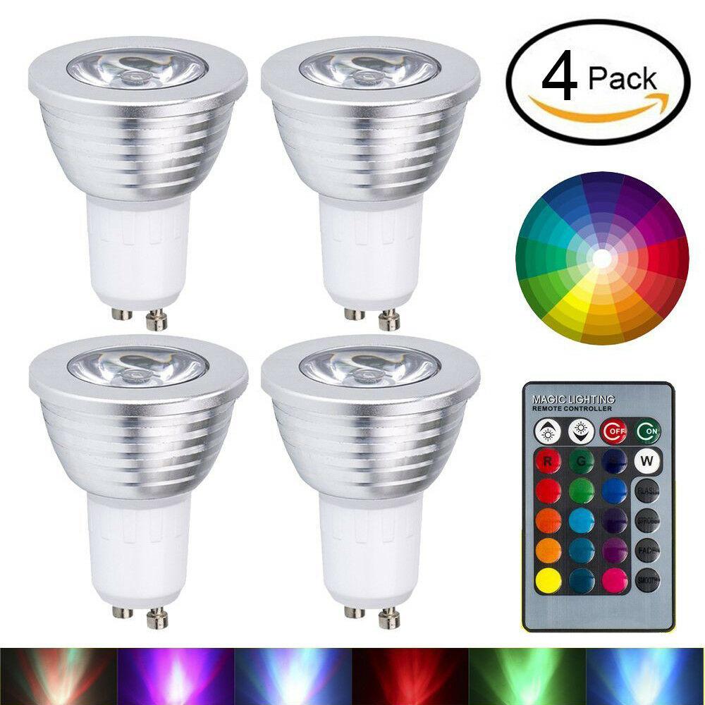 Gu10 Bulb Color