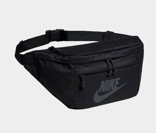 b0b89f4de1ab Nike Tech Hip Pack Gym Sack Pouch Bag Sports Waist Travel Bag Black - BA5751 -010. BA5751-010