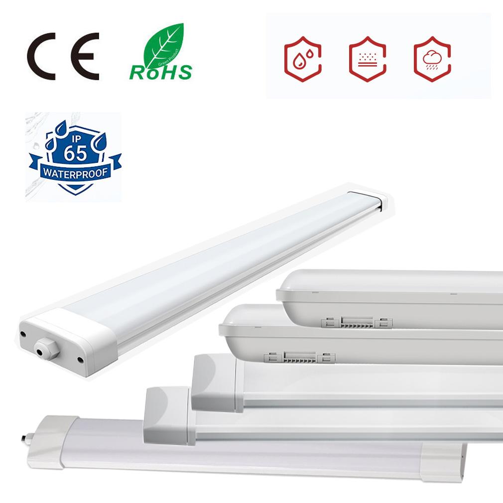 Wannenleuchte Feuchtraumleuchte IP65 LED Leuchtmittel Tube Röhre 18W 36W 45W Light Bulbs