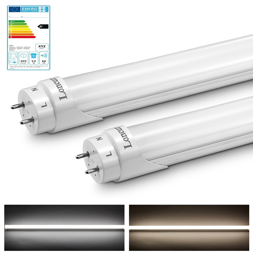 LED Röhre Leuchtstoffröhre Deckenleuchte Tube T8 G13 Röhrenlampe MIT LED Starter