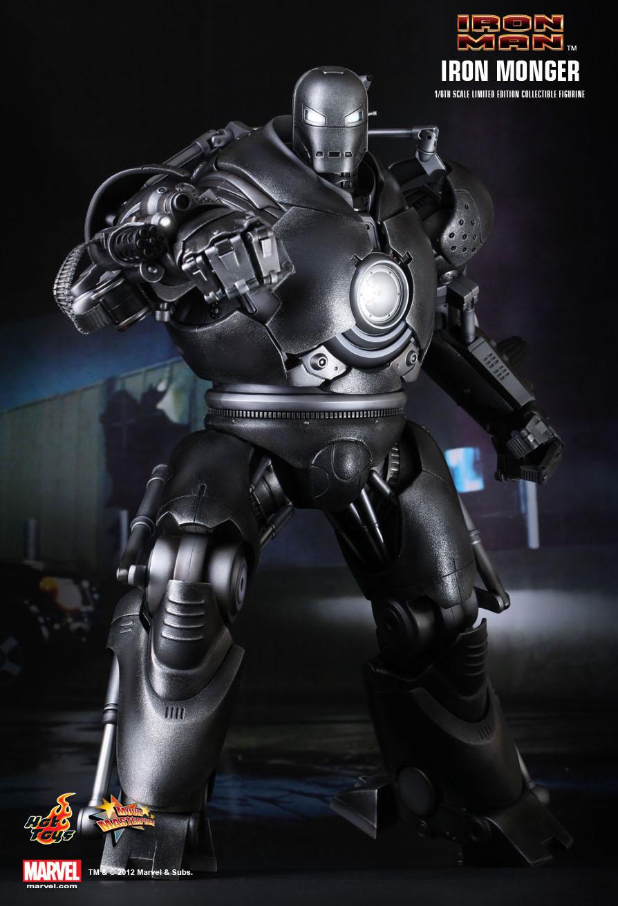 Iron Monger - Marvel Universe Wiki