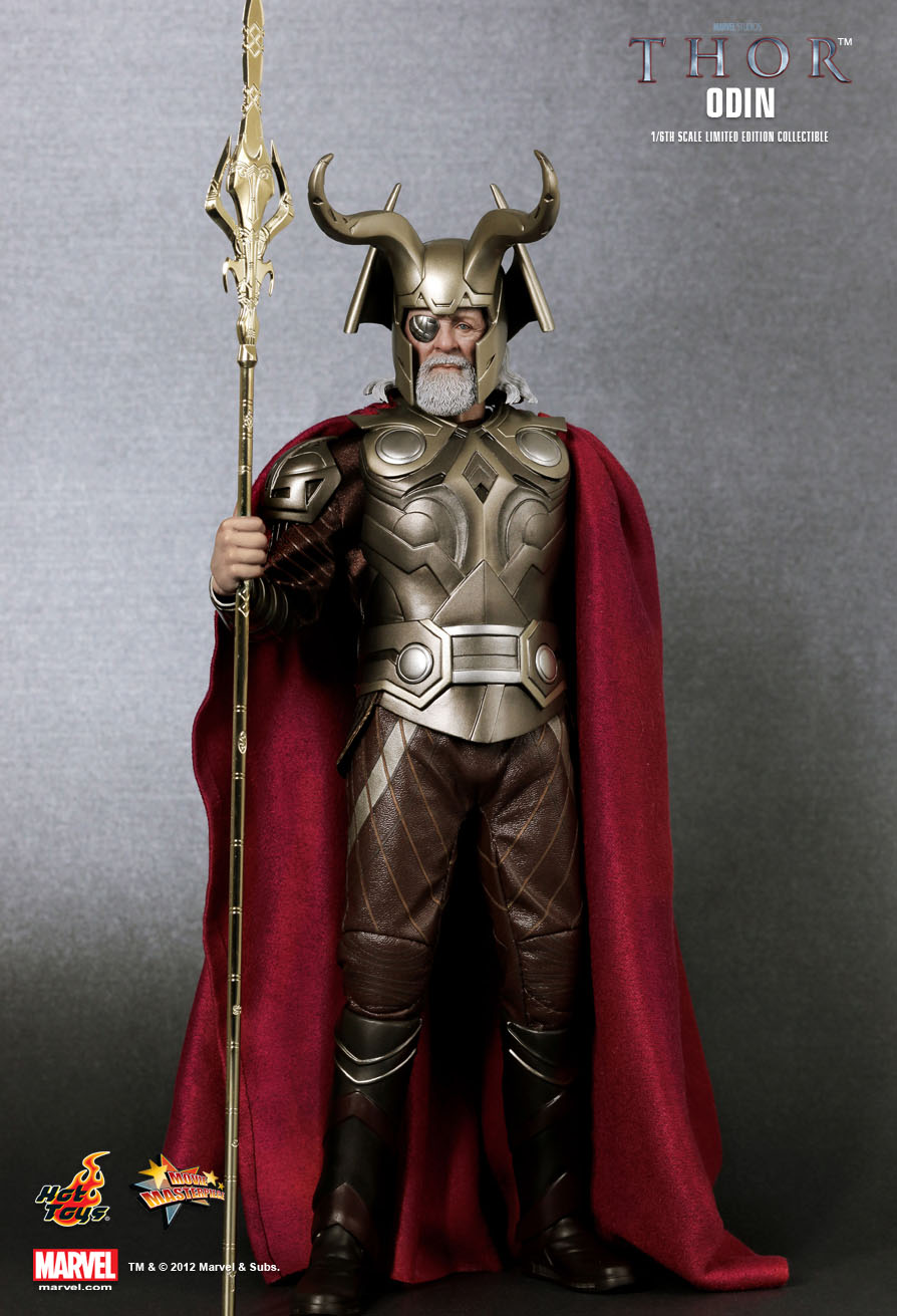 HOT TOYS 1/6 MARVEL THOR MMS148 ODIN BORSON ANTHONY ...