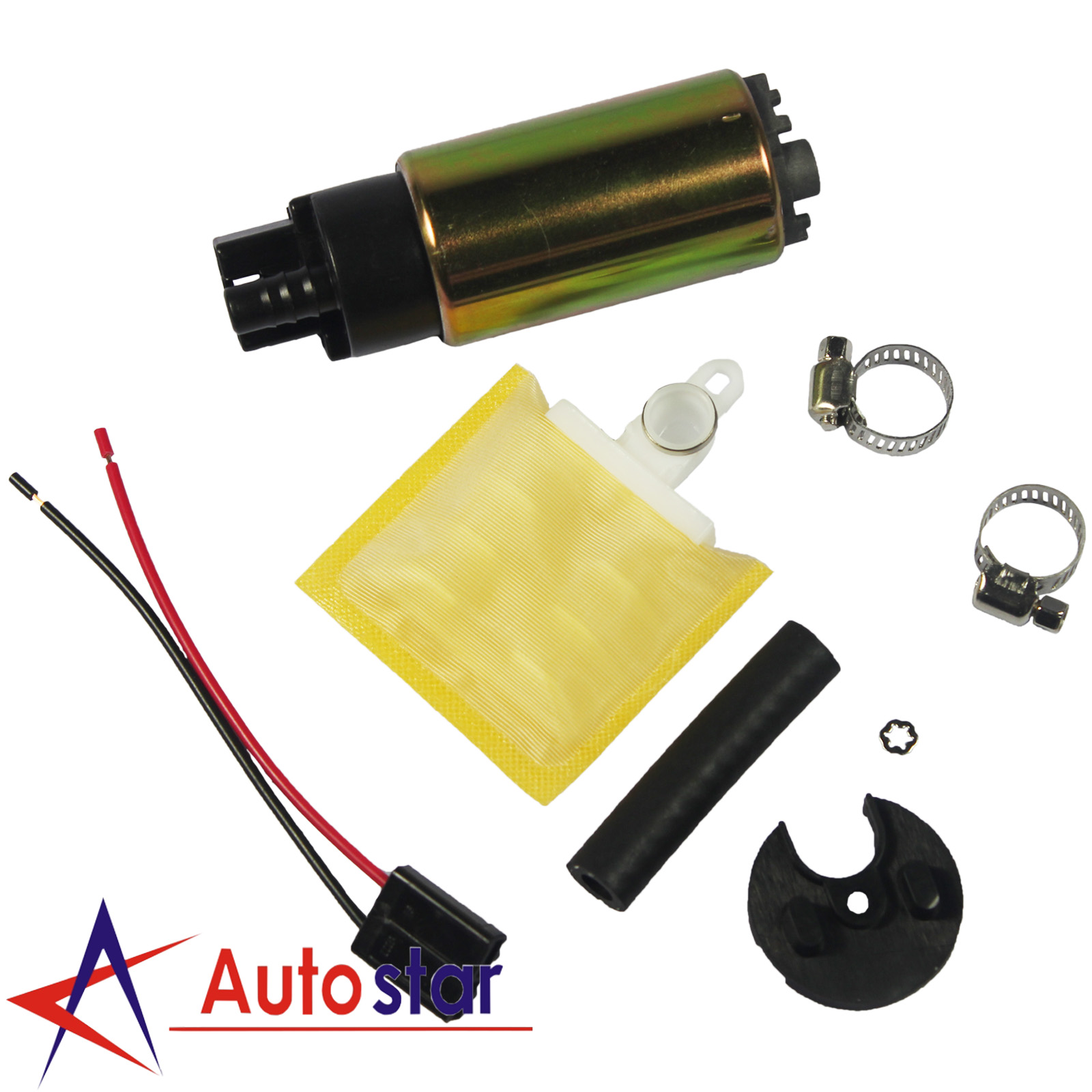 New Intank Fuel Pump W   Strainer For Suzuki King Quad 450 500 700 750 2005
