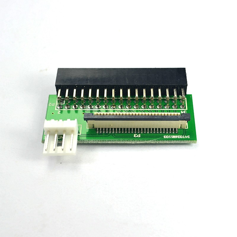 34 Pin Floppy Interface To 26 Pin Ffc Fpc Flat Cable