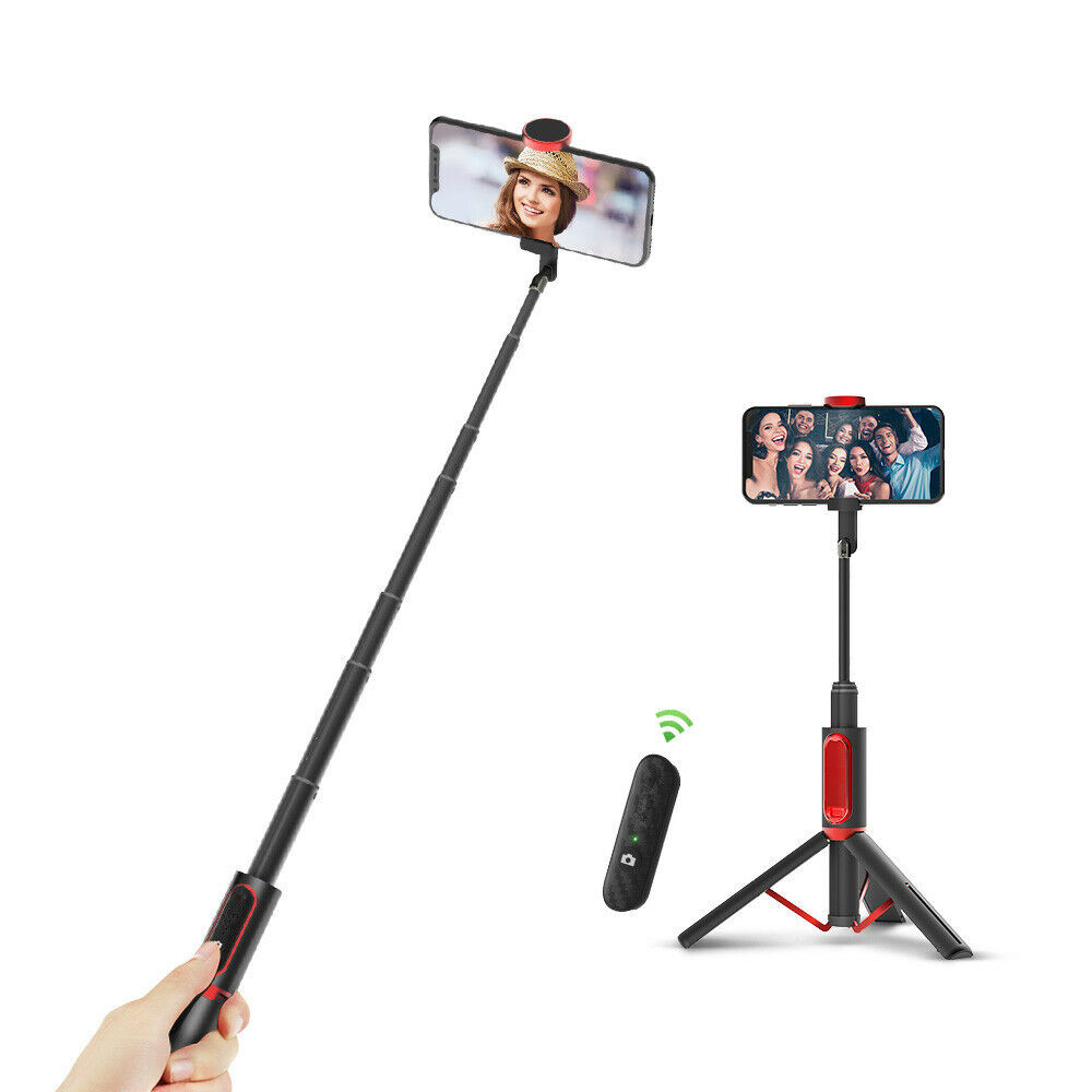 Telescopic Selfie Stick Bluetooth for Apple iPhone 11 11 Pro 11 Pro Max X XR XS