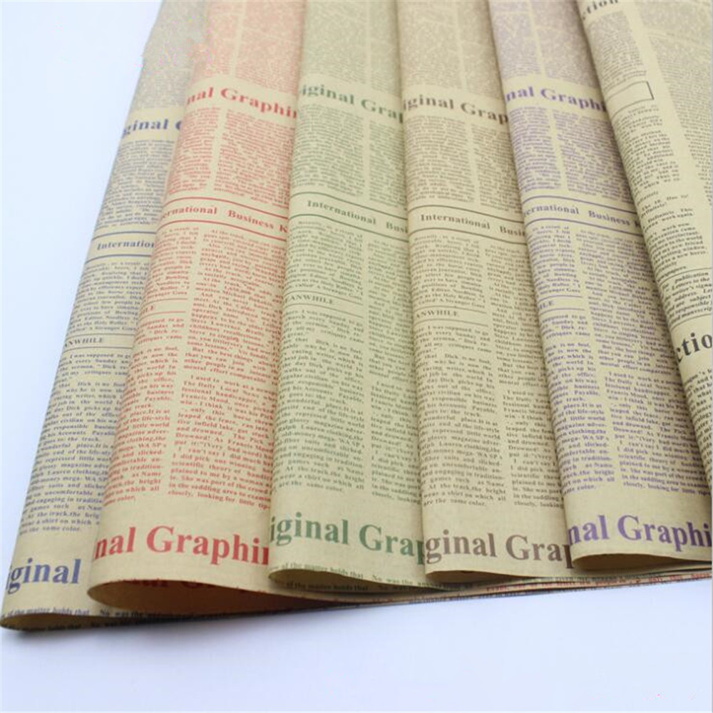 Diy newspaper flower wrapping paper cut out tissue gift florists diy newspaper flower wrapping paper cut out tissue gift florists wrap paper gift mightylinksfo