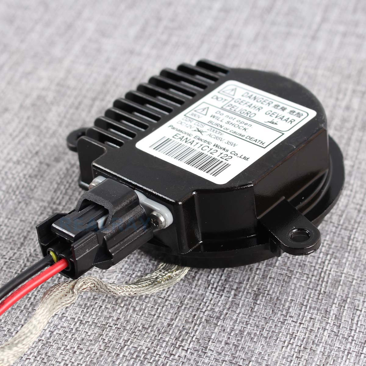 Oem Xenon Headlight Ballast Long Cord Igniter Infiniti G35