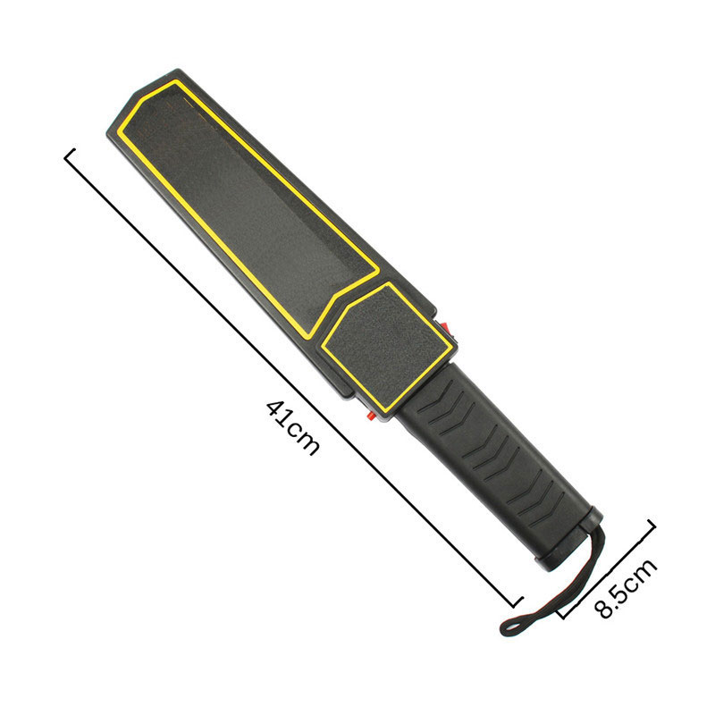 SE Handheld Metal Detector Portable Security Scanner Wand