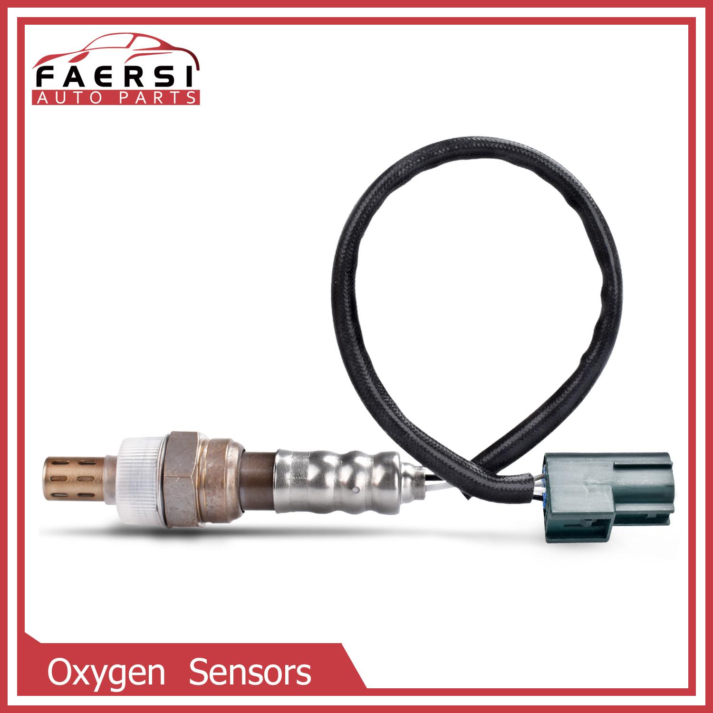 2PCS Downstream Oxygen Sensors O2 Sensors for Maxima Murano Quest 3.5L V6 New