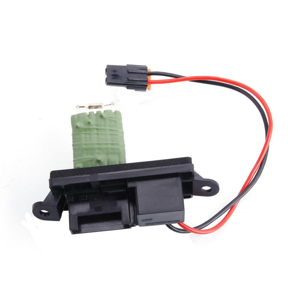 Ac Heater Blower Motor Fan Speed Control Resistor For