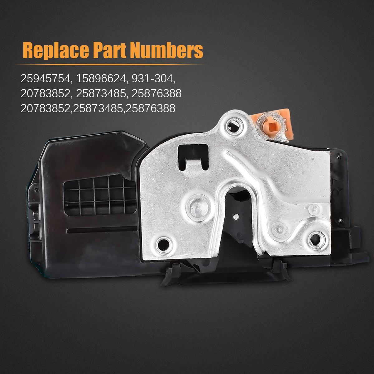 Power Door Lock Actuator 931-304 Front Right For 2008 2009
