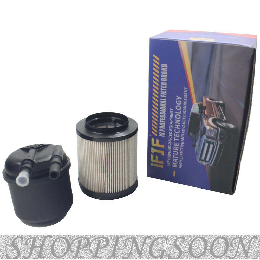 V8 406 6.7L New Diesel Fuel Filter Kit For Ford F-250 F-350 Super Duty Pickup