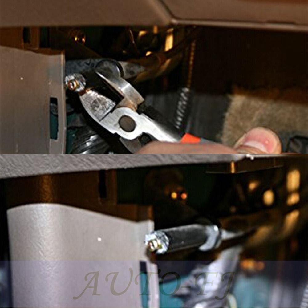 fit honda civic   crv   hood latch release cable repair kit handle ebay