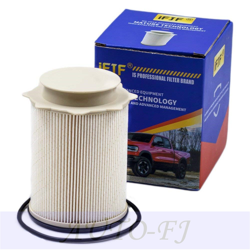 fuel filter for 2013 2014 2015 2016 dodge ram 2500 3500 ebay. Black Bedroom Furniture Sets. Home Design Ideas