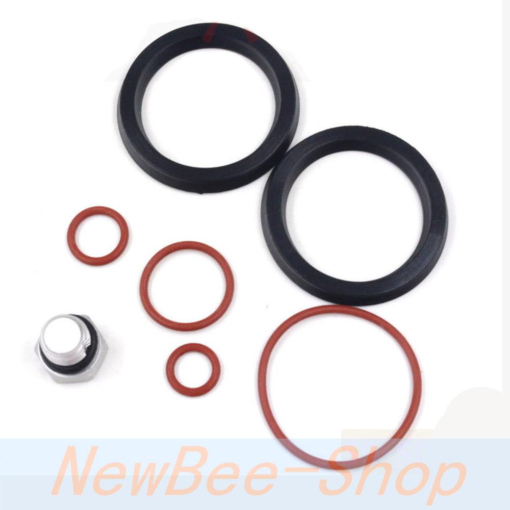 For Gm Duramax Fuel Filter Base Hand Primer Housing Seal Repair 01 Kit 13