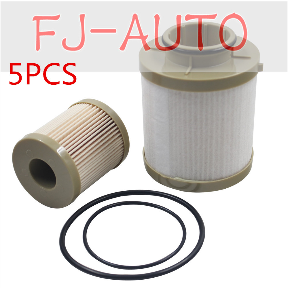 For 2003-2007 Ford 6.0L Fuel Filter 3 sets of FD4616 Both Upper and Lower Filter