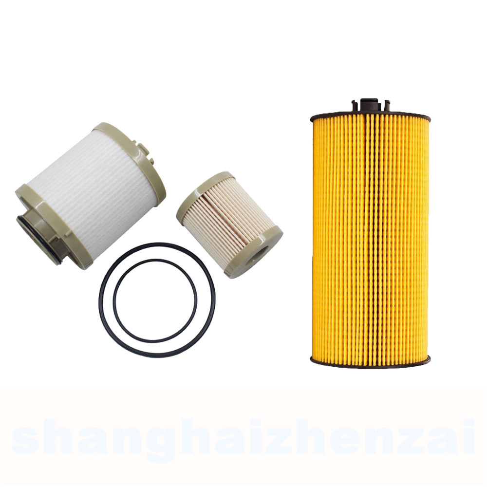 03-07 6 0l powerstroke diesel truck replaces for ford motorcraft fuel filter  kit