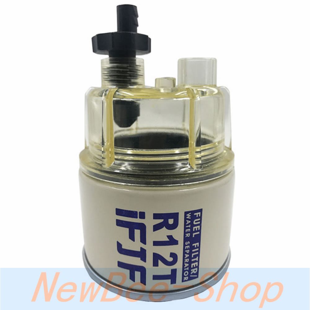 WATER SEPARATOR 120AT NEW FIT FOR RACOR R12T  SPIN-ON FUEL FILTER