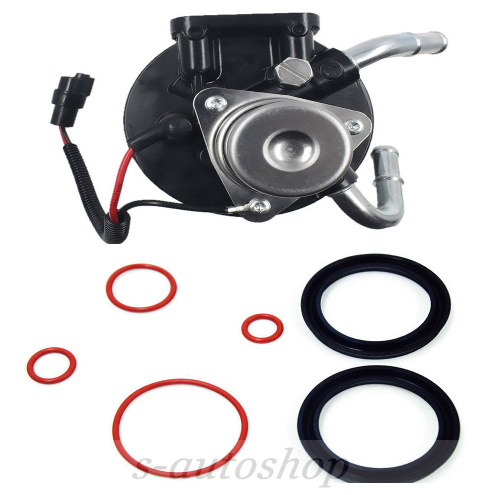 Duramax Fuel Filter >> Details About For Duramax 6 6l Fuel Filter Head Assembly With Heater W Rebuild Viton O Rings
