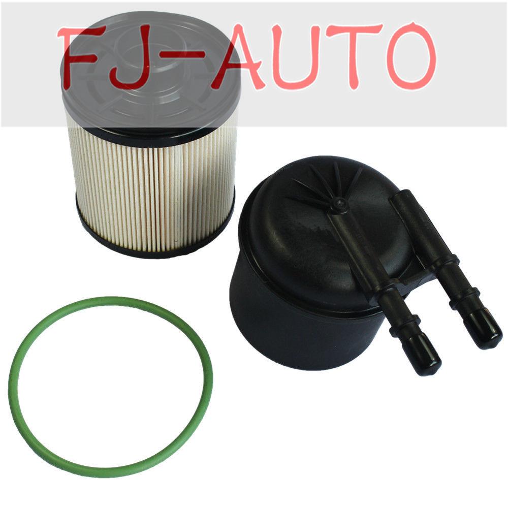 Premium Fuel Filter For Ford F250 F350 F450 F550 F650 F750 67l 2011 F 250 Cap Engine 2016