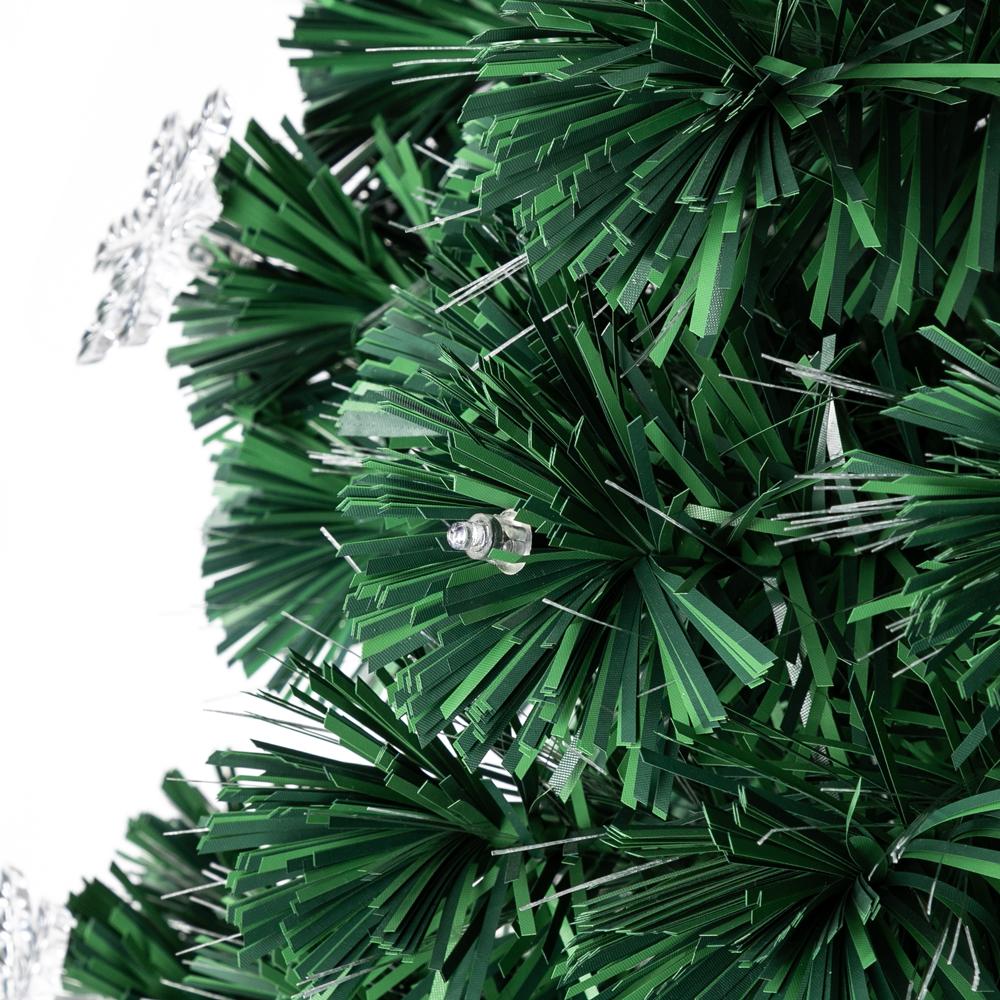 7FT Small Light Fiber Optic Christmas Tree 290 Branches | eBay
