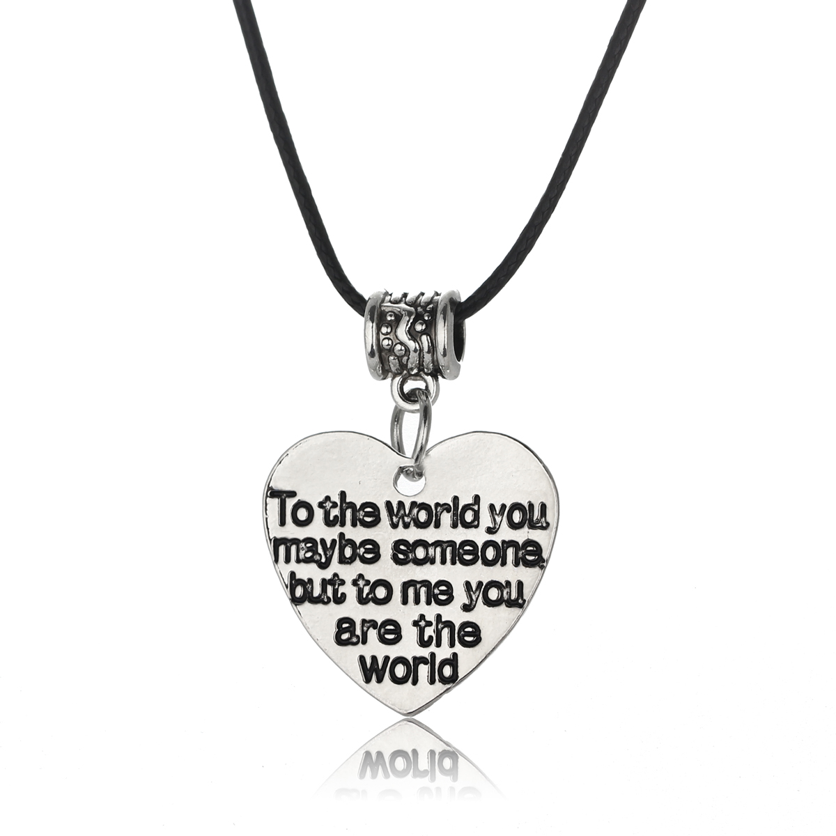 memorial personalised bereavement asp jewellery necklace p pendant remembrance