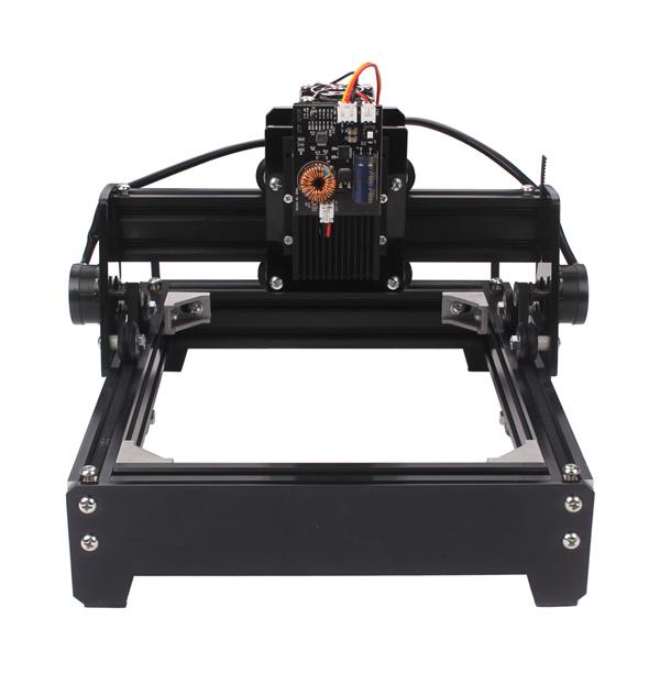 Details about 15W Mini Laser Engraving Machine Metal Steel Iron Stone  Engraver DIY Printer