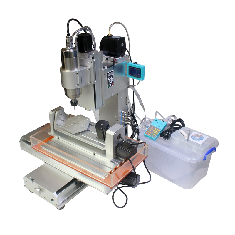 Details about 5 Axis 2200W Spindle 5 Axis 3040 CNC Engraving Drilling  Milling Machine Router