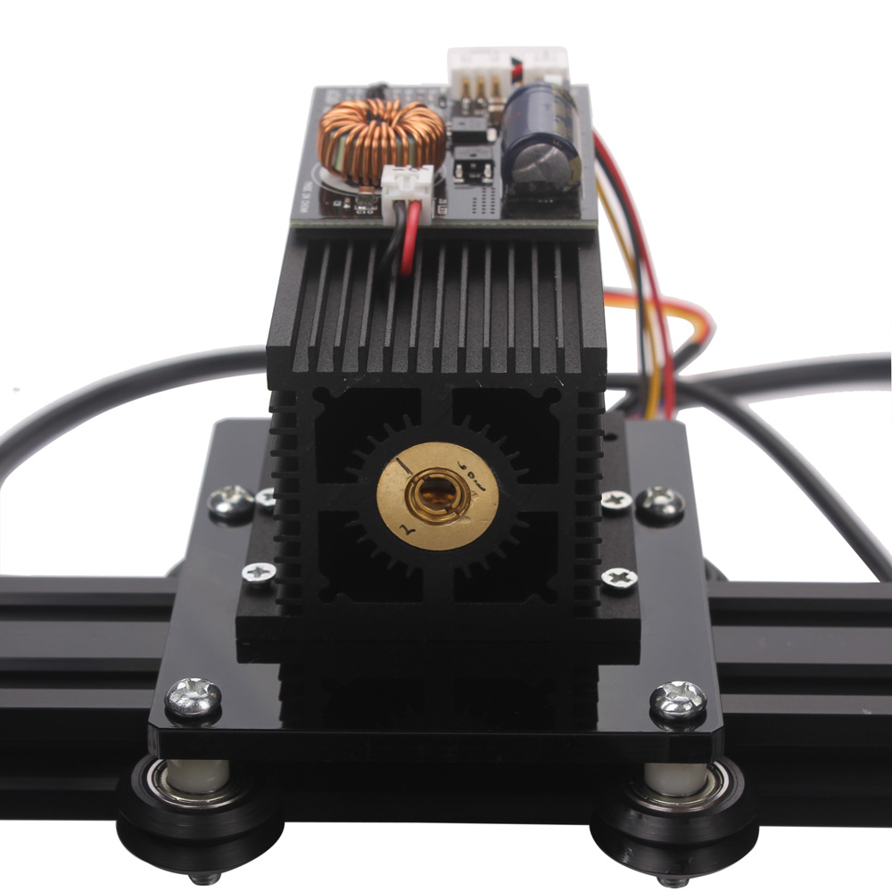 15w Mini Laser Engraving Machine Metal Steel Iron Stone