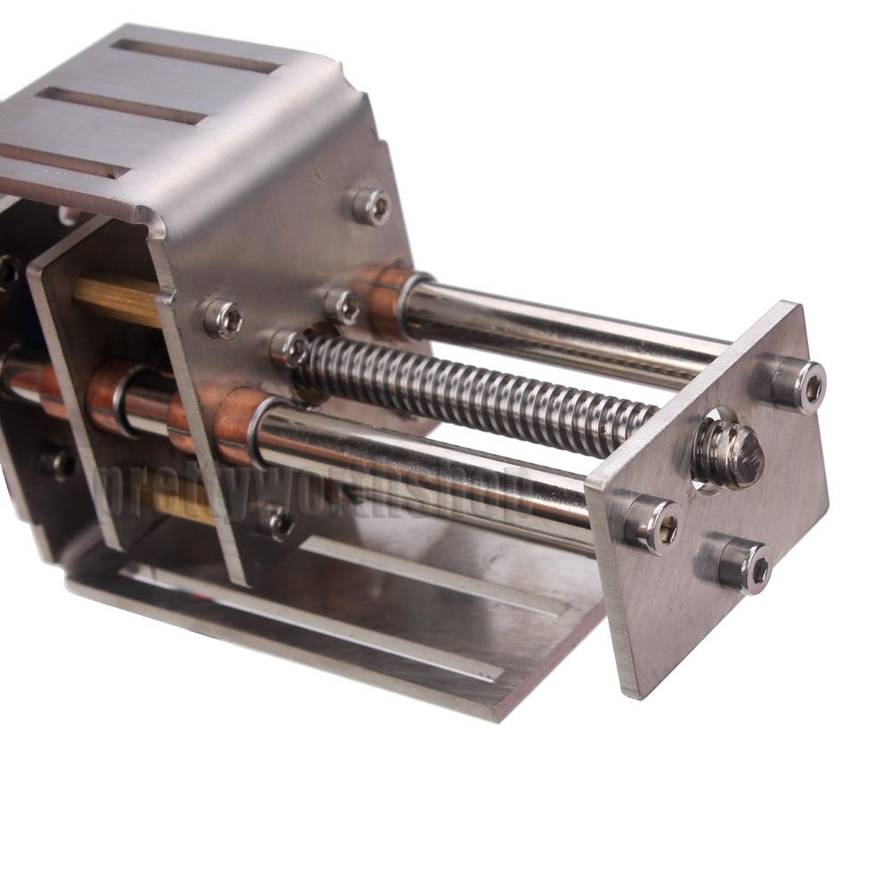 CNC Z Axis Slide 3 Axis Engraving Machine DIY Milling