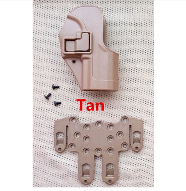 Hunting Fit Chest Waist Leg Paddle Molle Holster For Sig P220 P226 Right Hand
