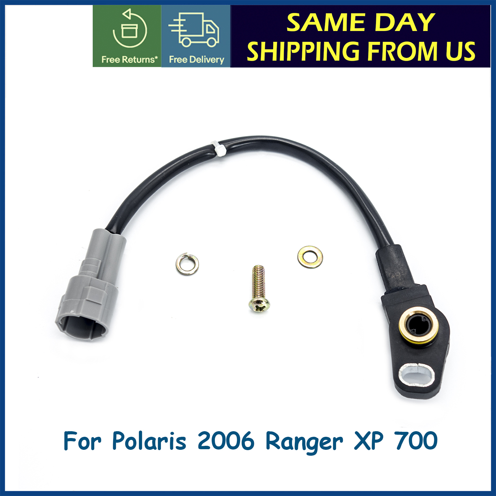 US Throttle Position Sensor for Polaris Ranger XP 700 4X4 EFI 2006 RF2033SR139JU