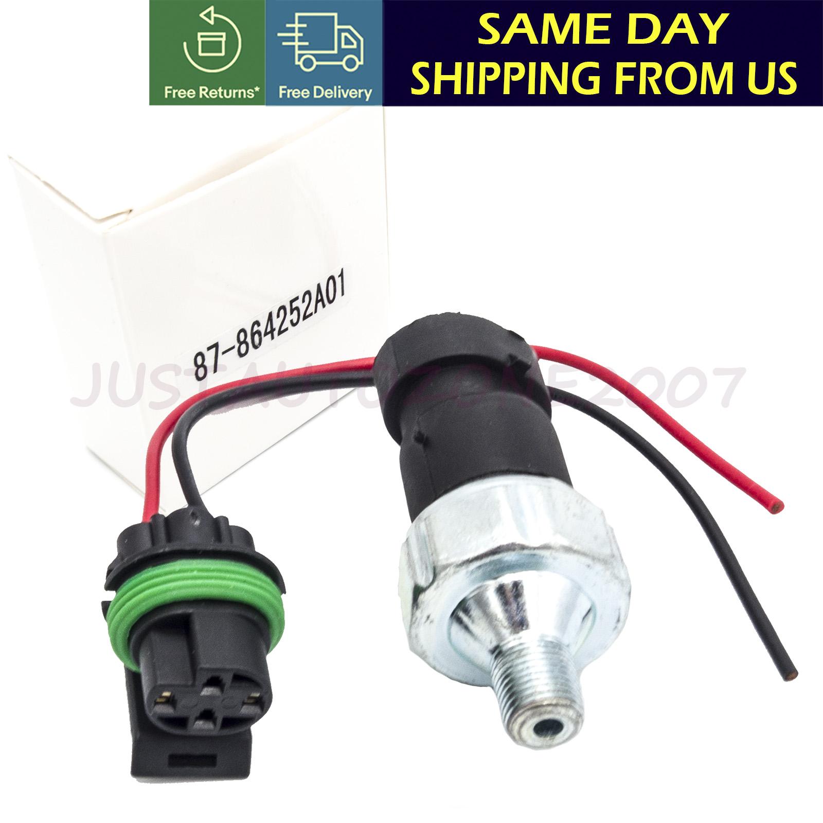 For MerCruiser Oil Pressure Fuel Pump Pressure Shut Sensor switch 87-864252a01