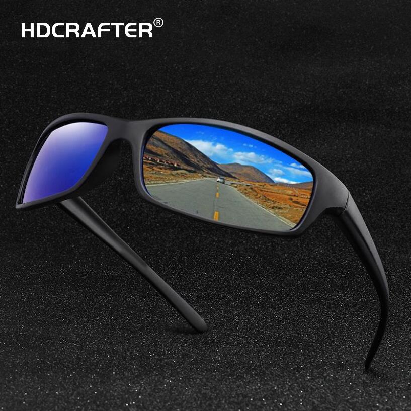 Men Polarized Sunglasses Ourdoor Sport Driving Fishing Riding Summer Glasses New