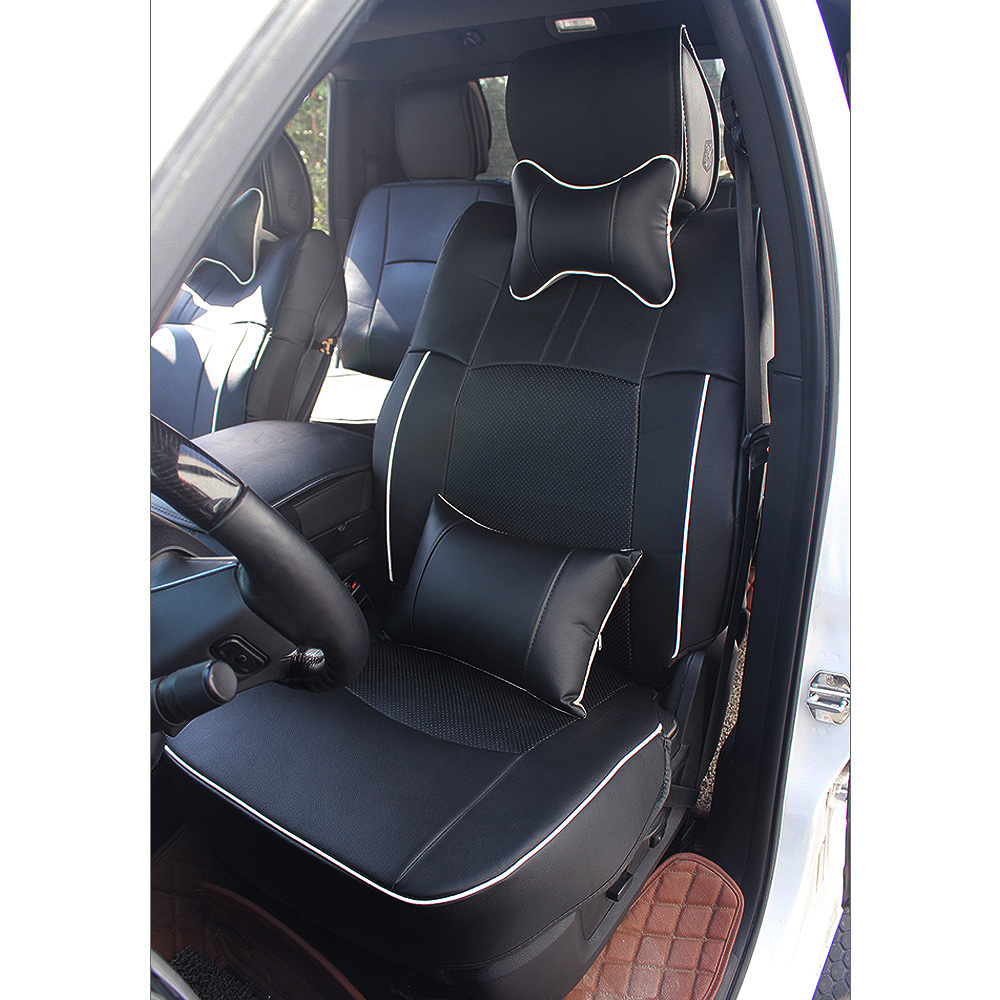 For 2009 2018 Dodge Ram 1500 2500 3500 Seat Covers Cushion