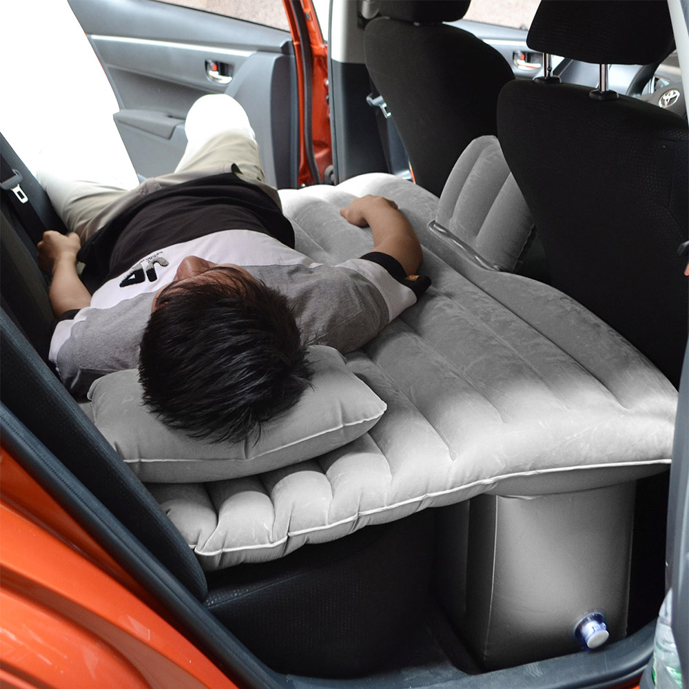 Backseat Inflatable Bed Car Inflatable Sleeping Bed Back Seat Self Drive Travel Air