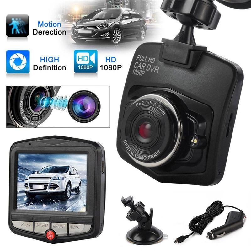 "2.4/"" HD 1080P LCD Car DVR Dash Camera Night Vision Cam Video Driving Recorder"