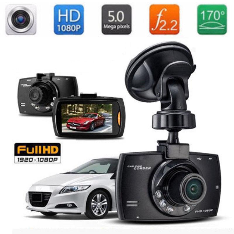 2.7/'/' Full HD 1080P Car DVRs Driving Dash Camera Cam Video Recorder G-sensor LOT