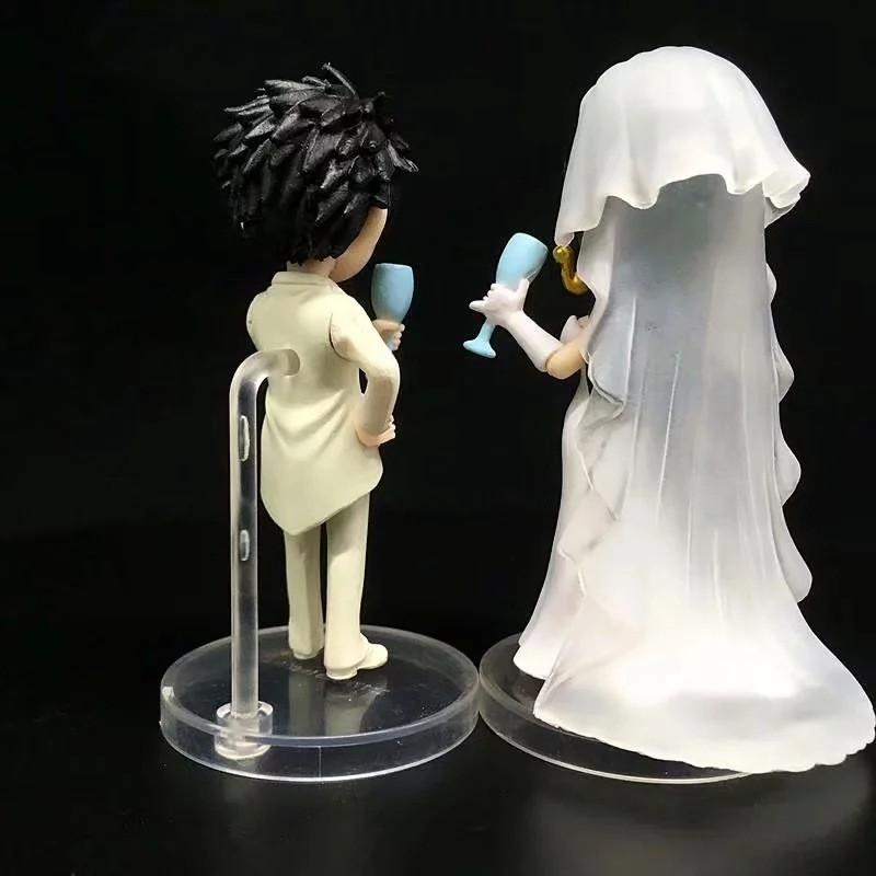Figuren Figur Figuren One Piece Monkey D Luffy Boa Hancock Wedding Party Ver
