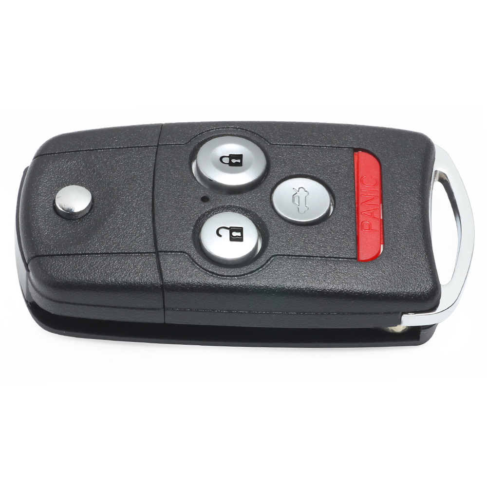 Replacement Keyless Flip Remote Key 313.8MHz ID46 For