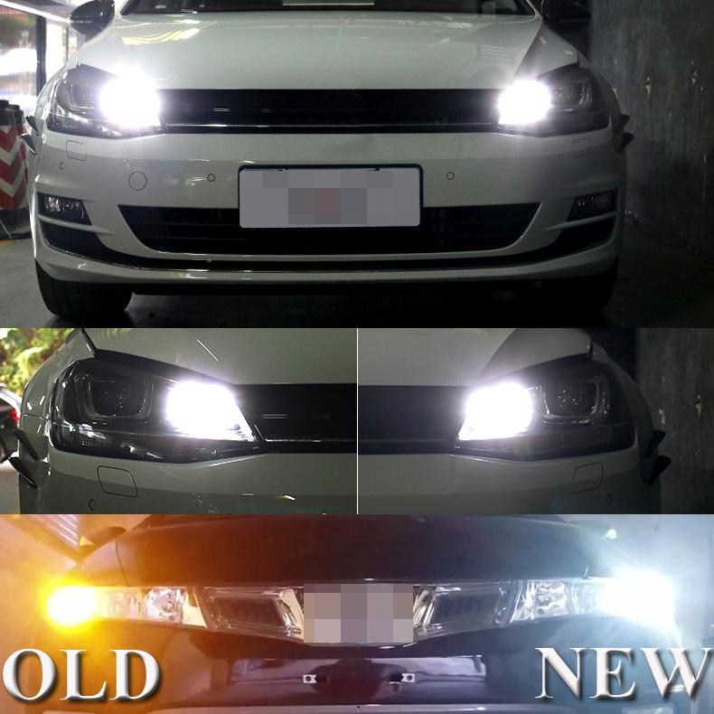 VW Passat 3B3 Clear Halogen Xenon HID Parking Beam Side Light Bulbs