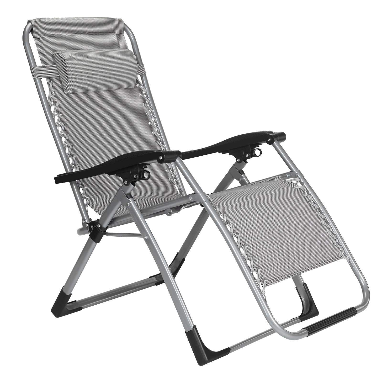 Portable Zero Gravity Chair Folding Recliner Camping Chair