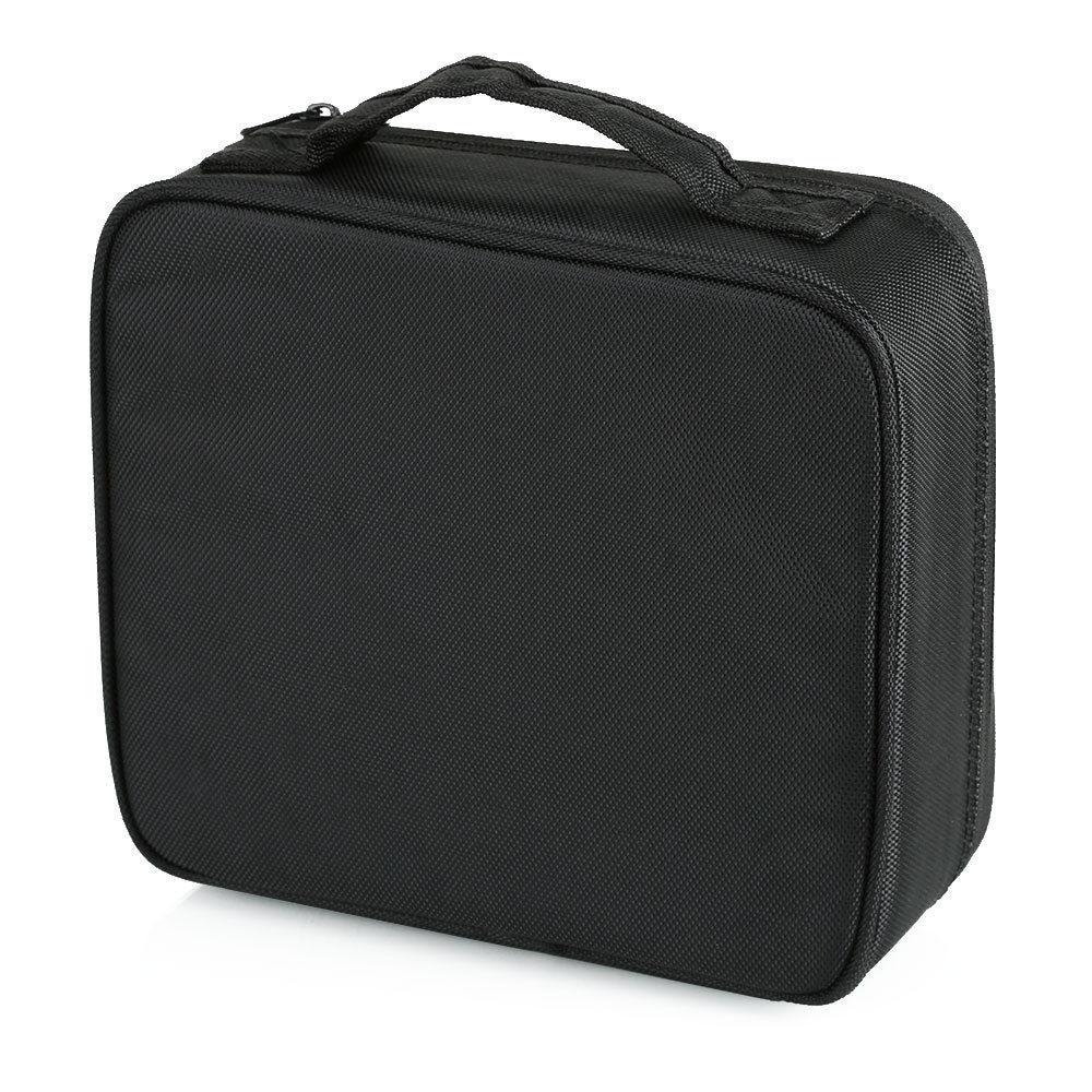 Portable Large Make Up Bag Vanity Case Cosmetic Nail Tech Storage Beauty Boxs