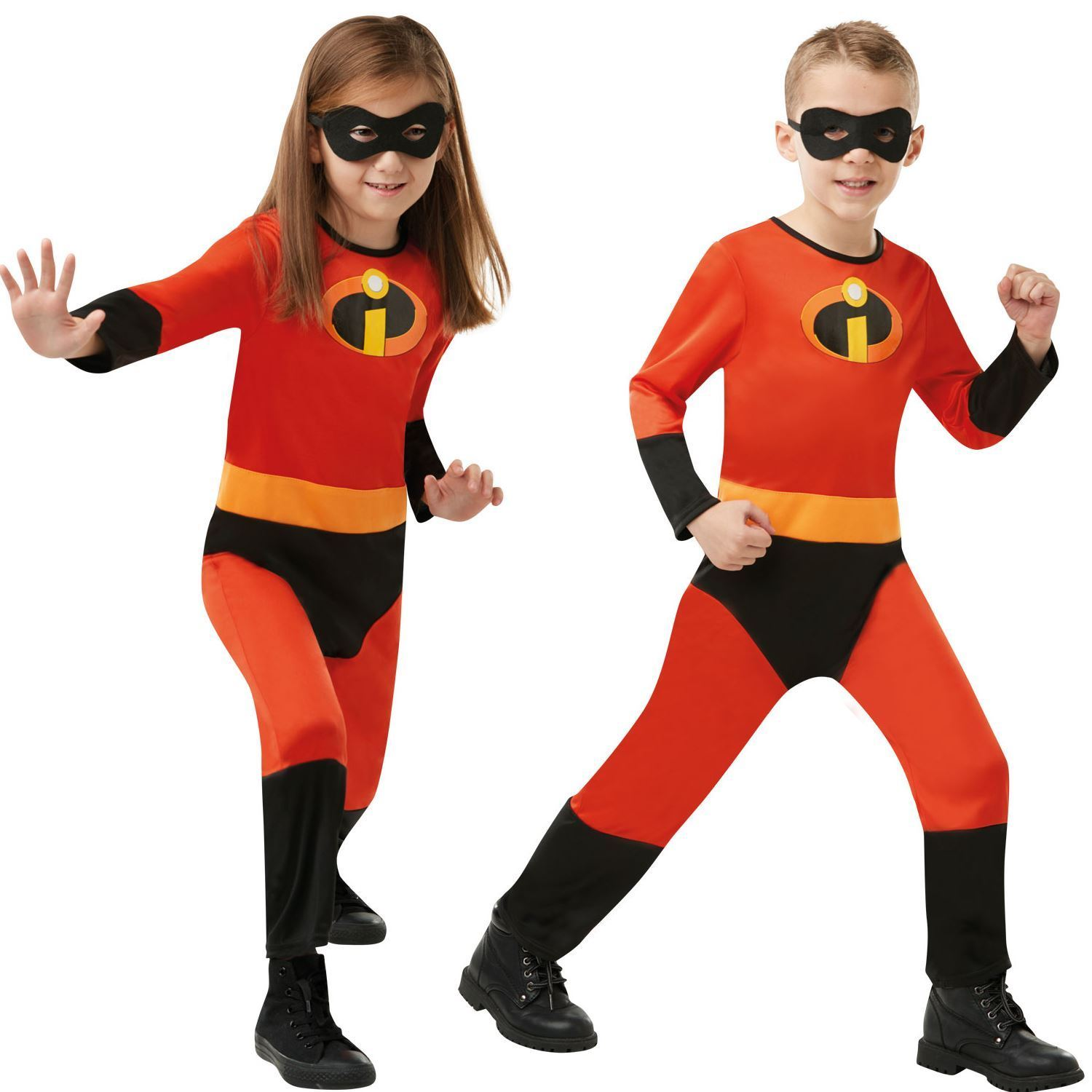 The Incredibles Family Costume Matching Cosplay Elastigirl Violet Parr suit uk