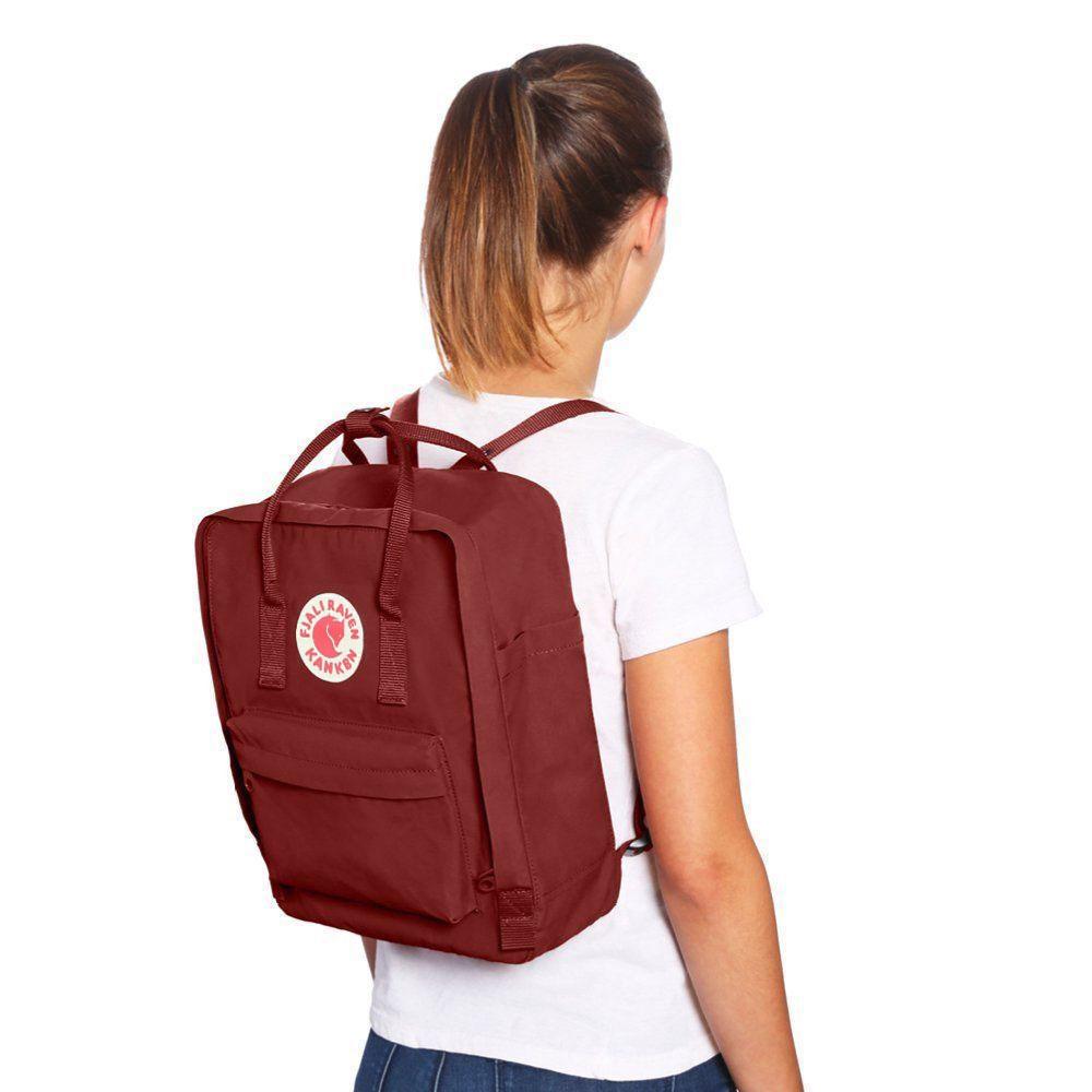 Unisex Fjallraven Kanken Backpack Sport Travel Shoulder Bag Rucksack 7L//16L//20L