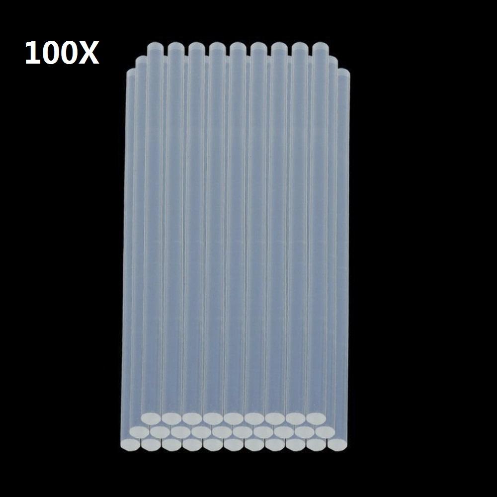 20Pcs 7mm *270mm Wholesale Hot Clear Melt Glue Adhesive Sticks For Glue LA