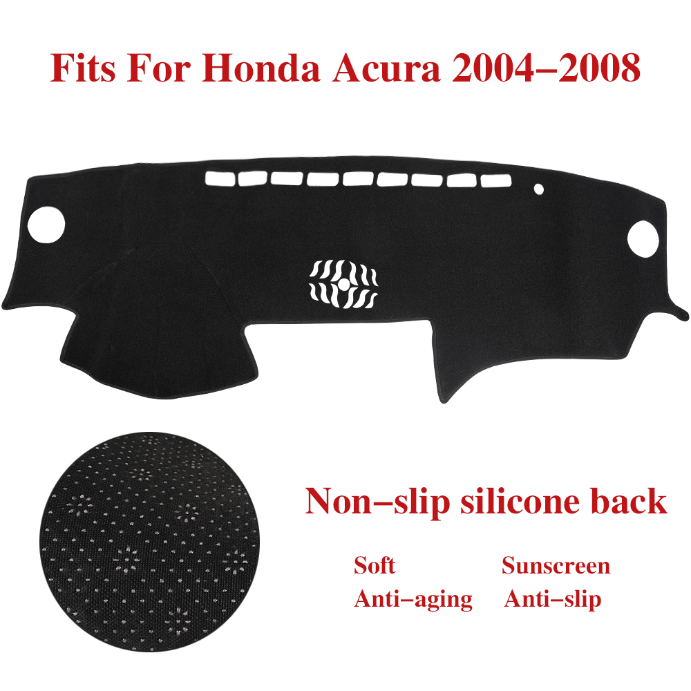 For Acura TL 2004-2008 Car Dashboard Cover Dashmat Dash