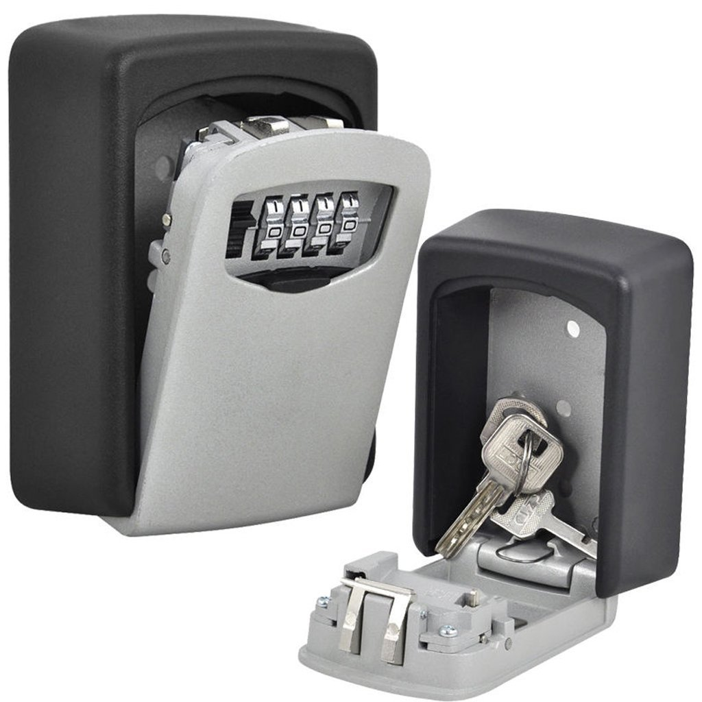 Key Safe Combination Lock Code Outdoor Key Safe Key Box Outdoor